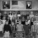 Mr. Haller's Fourth Grade Class 2017-2018